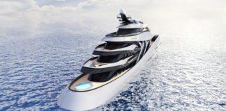 110m superyacht Elyon by Expleo