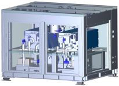 Yanmar 60kW maritime fuel cell system