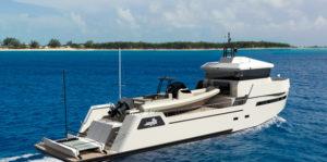 Lynx yachts YXT 24 Evolution