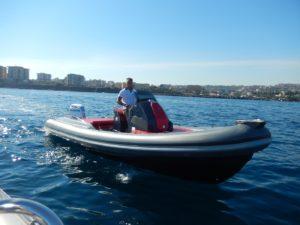 boat at nauticsud