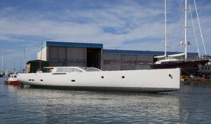 perini navi hybrid propulsion