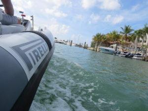 speedboat pirelli tecnorib