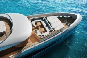 40-meter italian yacht