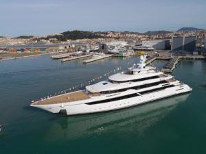 italian accessoires for yachts