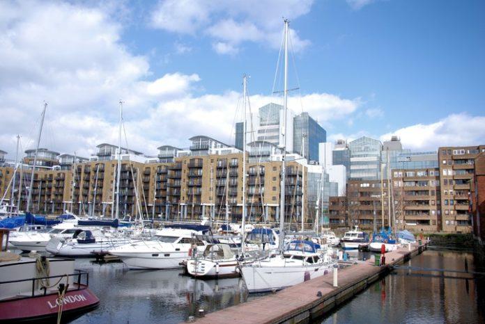 london boat show 2020