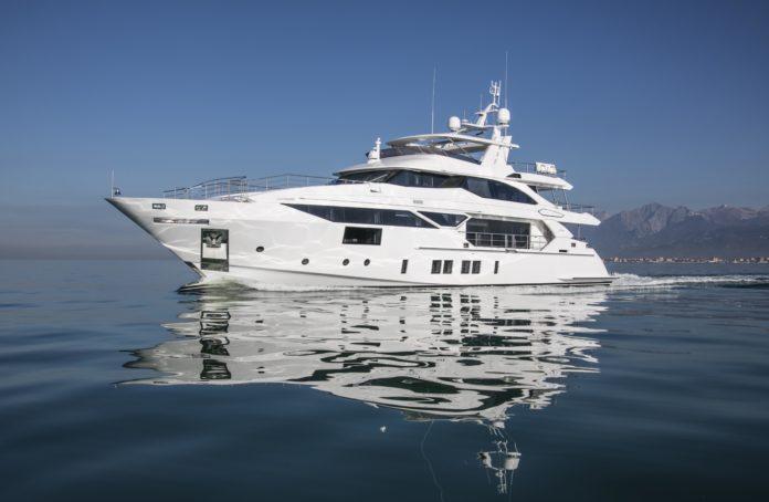 luxury italian vessel