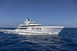 italian yacht spectre
