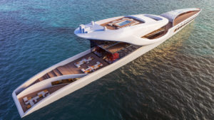 hop eco-friendly yacht