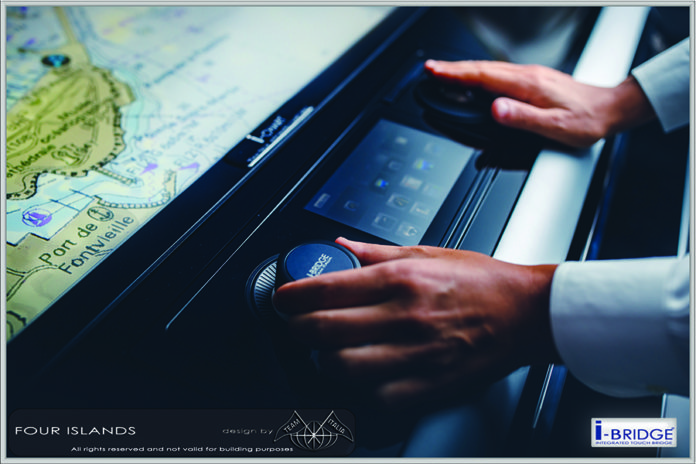 navigation console system
