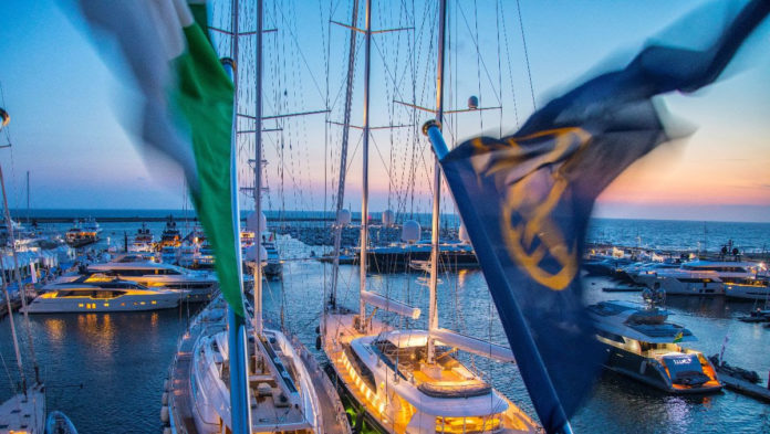 italian yacht event