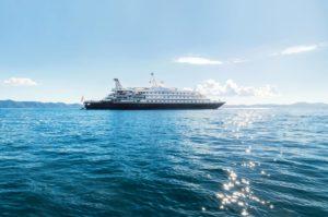 hybrid yacht seadream