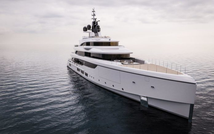 italian superyacht