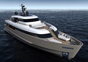 SD 96 Italian yacht zuccon