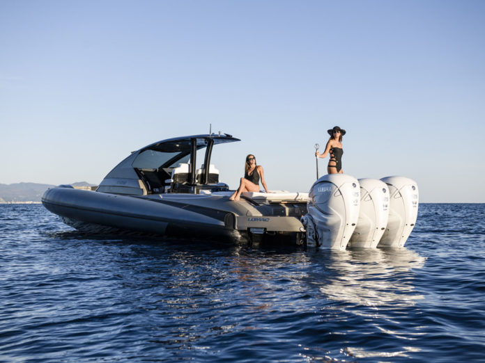 inflatable boat yamaha