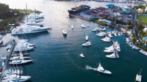 sport and luxury yachting
