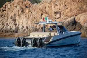 miami yacht show wally tender