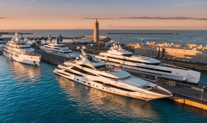 azimut benetti world top yacht builder