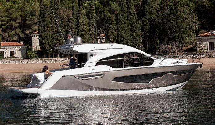sessa marine yacht