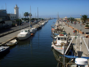sea environment Italian project