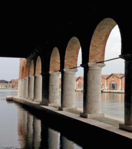 environment test in Venezia