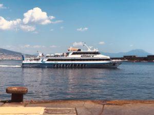 vessel hydraulic sysytem