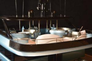 amasea catamaran interior