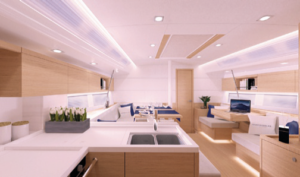 italian luxury design yacht