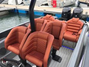 Pilot seats besenzoni