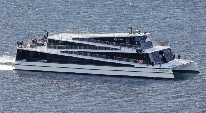 tourism vessel norway
