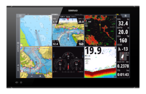 simrad navigation tool