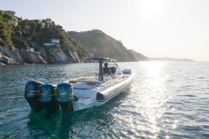 italian boat lomac