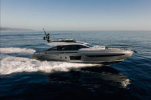 italian azimut yacht