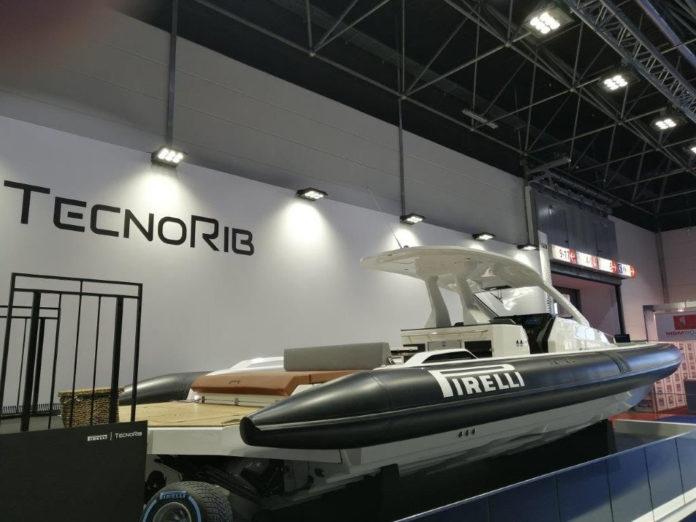 nauticsud tecnorib boat
