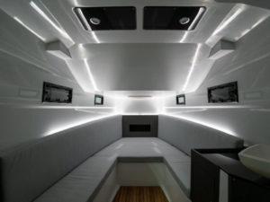 inflatable pirelli boat