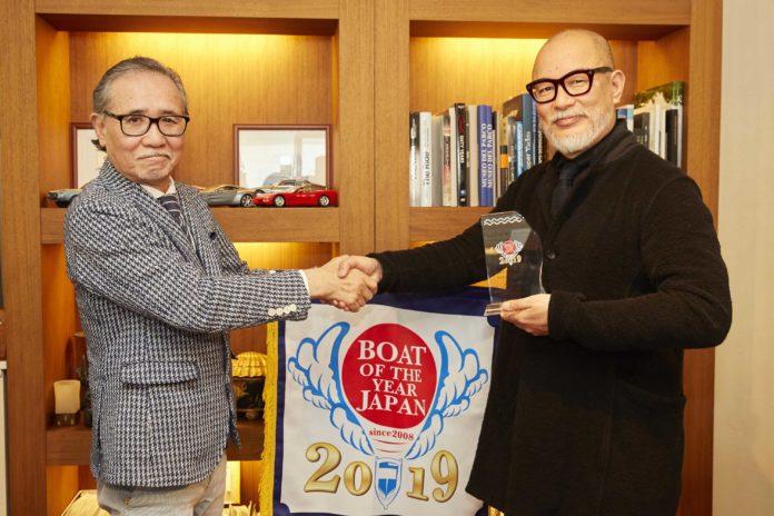azimut award cerimony