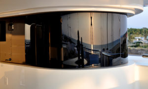 glass for yacht and superyacht