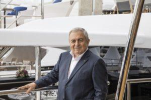 italian luxury yach production