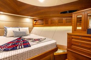 luxury interior yacht