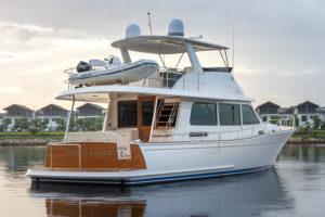 carbon fiber yacht