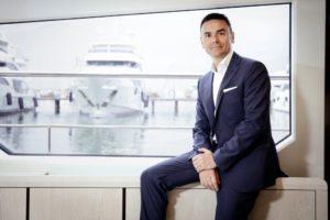 Besenzoni Azimut yacht company