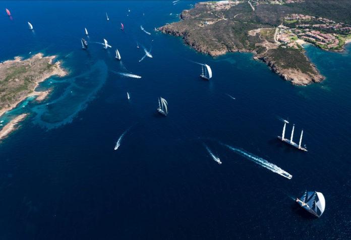 italian boat regatta