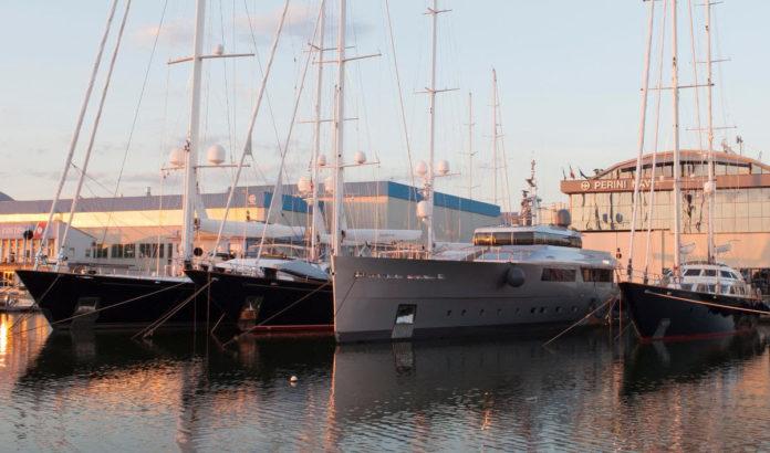 italian yacht perini navi