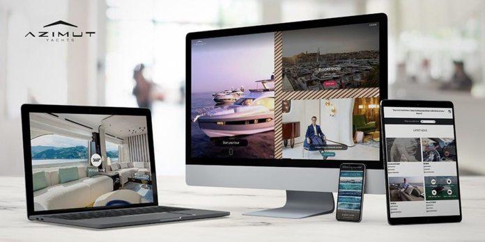 yacht digital event