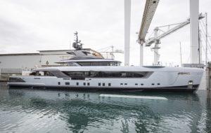 exterior italian yacht design