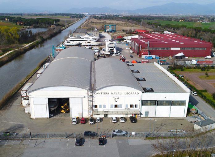 italian yacht production