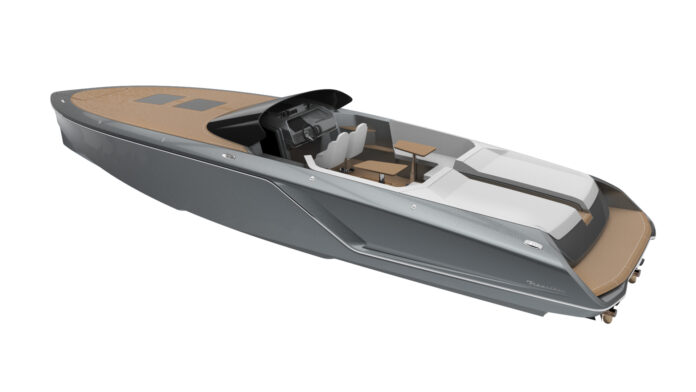 new 39-foot boat ghost 1212