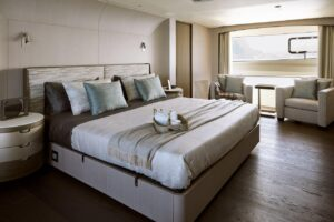 interiors luxury Italian yachts