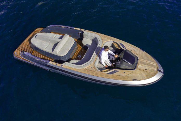cruise tender boat