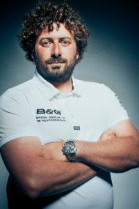 italian athlet sail boat