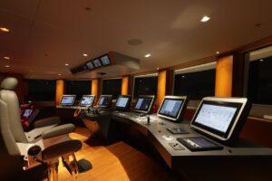 technology benetti yachts